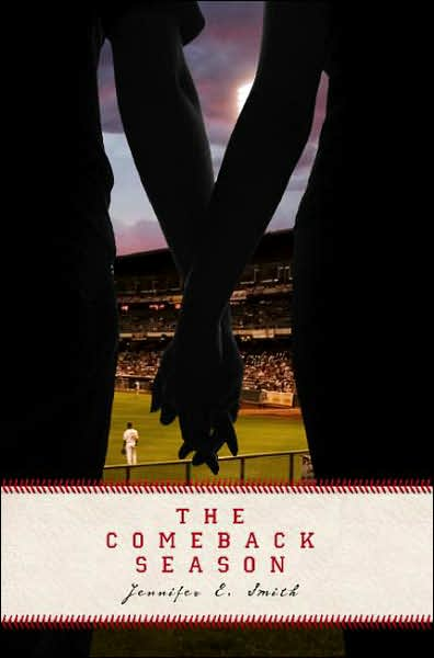 The Comeback Season author Jennifer E. Smith is interviewed on The First Book.